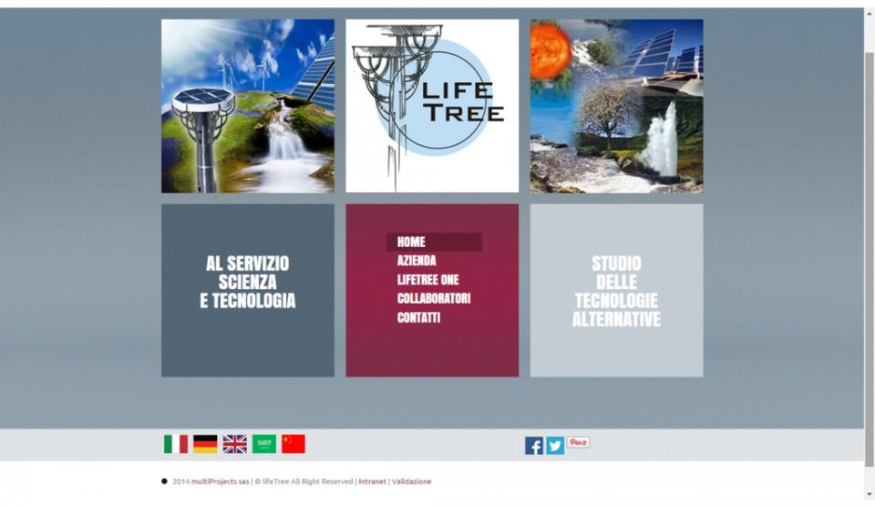 LIFETREE | SCIENZE