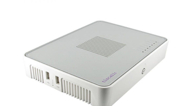 Restituzione Router a Tiscali SPA