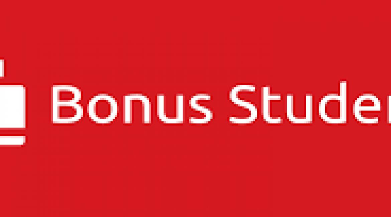 Bonus Studente 2017