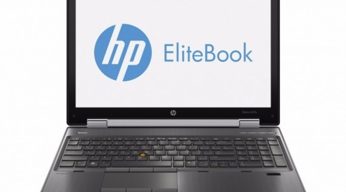 HP ELITEBOOK 8570w – Workstation Grafica Portatile – Rigenerato