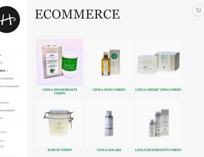 E-commerce Herb Sardinia